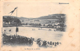 88 Vosges REMIREMONT La Revue Du 14 Juillet  (MILITARIA) -ETAT = Voir Description - Remiremont