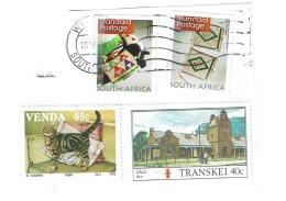 Zuid-Afrika / Afrique Du Sud / South Africa 0007 - Afrique Du Sud (1961-...)