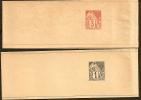 Colonies : Bande Journal 1c Et 3c Neuves Et Gommage Intact!!!RARE - Alphée Dubois