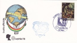 Bolivie - Lettre - Bolivie