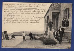 29 KERLAZ Plage De Treiz-Malaouen (Trez-Malaouen), Colonie De Vacances Ker-Treiz-Malaouen - Animée - Francia