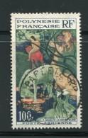 POLYNESIE- P.A Y&T N°3- Oblitéré - Used Stamps