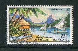 POLYNESIE- P.A Y&T N°9- Oblitéré - Used Stamps