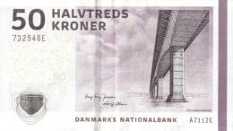 DENMARK 50 KRONER 2011 P-65d UNC  [ DK935b ] - Denmark