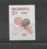 Nicaragua AEREO ** - Nicaragua