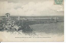 23 - ENVIRONS DE SOULAC-SUR-MER - LA JETEE DE LA POINTE DE GRAVE - France
