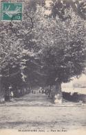 Cpa-38-beaurepaire-Pas Sur Delcampe-place Des Nais-edi L.C. - Beaurepaire