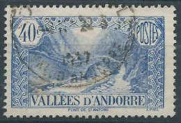 Andorre - 1932 - Paysages - N° 33 - Oblitéré - Used