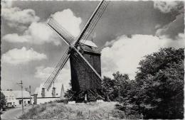 CPA Belgique Belgie Moulin à Vent Circulé Calf - Belgique