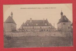 Bourbon L Achambault  --  Le Château De Beaumont - Bourbon L'Archambault