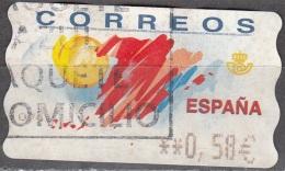 Espagne 2012 ATM Tourisme O - 1931-Aujourd'hui: II. République - ....Juan Carlos I