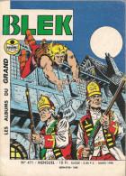 Blek N° 471 - Editions Sémic France à Lyon - Mars 1990 - Avec Aussi Jayde (science Fiction) - TBE - Blek