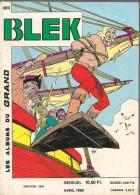 Blek N° 460 - Editions Sémic France à Lyon - Avril 1989 - Avec Aussi Les Anges De L'enfer - TBE/Neuf - Blek