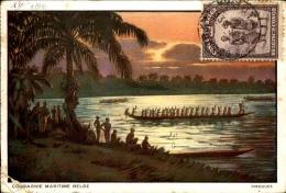 CONGO BELGE - Oblitération De Likasi Sur Carte Postale Pour La Belgique 1933 - A Voir - L  4023