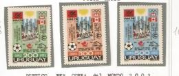 URUGUAY 1976 AEREO INSBRUK OLIMPIC GAMES JOAO HAVELANGE 1° PRESIDENTE SUDAMERICANO - Calcio