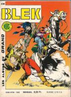 Blek N° 438 - Editions Sémic France à Lyon - Juin 1987 - Avec Aussi Les Anges De L´enfer Et Motorboy - TBE/Neuf - Blek