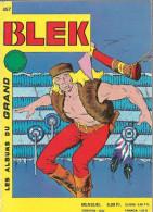 Blek N° 457 - Editions Sémic France à Lyon - Janvier 1989 - Avec Aussi Les Anges De L´enfer - TBE/Neuf - Blek