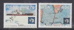 South Africa 1991 30th Anniversary Antarctic Treaty 2v ** Mnh (32615F) - Zuid-Afrika (1961-...)