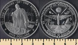 Marshall Islands 5 Dollars 1997 - Marshalleilanden