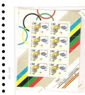 RUSSIA CCCP 1991 BARCELONA OLIMPIC GAMES 1992 FOTBAL SOCCER - Calcio