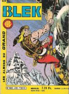Blek N° 419 - Editions Lug à Lyon - Novembre 1985 - Avec Aussi Guillaume Tell - TBE/Neuf - Blek