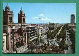Tunisie Tunis Avenue Bourguiba ( Grue ) - Tunisie