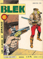 Blek N° 408 - Editions Lug à Lyon - Décembre 1984 - Avec Aussi Guillaume Tell - TBE/Neuf - Blek