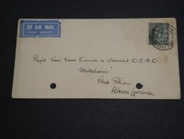 GRANDE BRETAGNE - Enveloppe Pour La France En 1932 - A Voir - L  4039 - 1902-1951 (Könige)