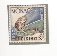MONACO HELSINKY OLIMPIC GAMES 1952 - Calcio