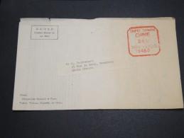 """CHINE - Bulletin Philatélique De Taiwan Pour La France En 1963 , Cachet """" Taxe Perçue"""" - A Voir - L  4050 - 1949 - ... People's Republic"""