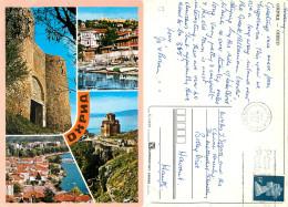 Ohrid, Macedonia Postcard Posted 1988 Stamp - Macédoine
