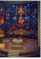 SALZBURG - Herrnau, Stadtpfarrkirche, Größte Apsisglasfenster Der Welt Von Margret Bilger - Salzburg Stadt
