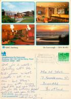 Jeugdherberg De Eyercoogh Youth Hostel, Den Burg,  Texel, Waddeneilanden, Netherlands Postcard Posted 1988 Stamp - Texel