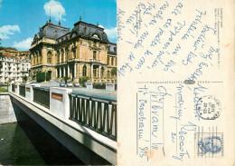 Karlovy Vary, Czech Republic Postcard Posted 1971 Stamp - Tchéquie