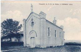 Chapelle De N D De Bellor à Cormoz - France