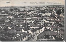 Lombardia Veduta Aerea Di Lonate In Fotografia - Milano