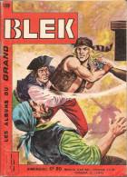 Blek N° 199 - Editions Lug à Lyon - Octobre 1971 - Avec Aussi Le Petit Duc - BE - Blek