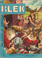 Blek N° 187 - Editions Lug à Lyon - Avril 1971 - Avec Aussi Le Petit Duc - BE - Blek