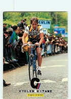 Gregory LE MOND, Greg LEMOND . 2 Scans. Cyclisme. Renault Elf - Cyclisme