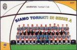 [DC1037] CARTOLINEA - JUVENTUS - SIAMO TORNATI IN NSERIE A - JUVE - Calcio