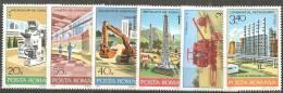 Romania 1978 Nuovo** - Mi.3530/35  Yv.3115/20 - 1948-.... Repubbliche