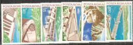 Romania 1978 Nuovo** - Mi.3493/98  Yv.3088/93 - 1948-.... Repubbliche