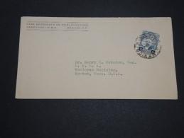 MEXIQUE - Enveloppe Pour Les Etats Unis En 1921 - A Voir - L  4102 - Mexico