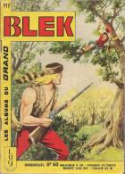 Blek N° 117 - Editions Lug à Lyon - Mai 1968 - Avec Aussi Ted Brenton - BE - Blek