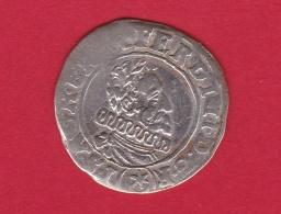 Bohème - Prague - Ferdinand II De Halsbourg ( 1617-1637 ) Argent - Tchécoslovaquie