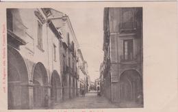 "ITALIE CAMPANIA SOLERNO CAVA DEI TIRRENI  ""  Via Principale "" Precurseur   N° 4298 - Salerno"