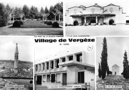 30-VERGEZE- VILLAGE DE VERGEZE MULTIVUE - Vergèze