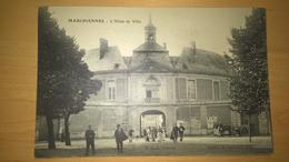 CPA MARCHIENNES (NORD) L'Hôtel De Ville - Autres Communes