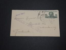 MEXIQUE - Enveloppe Pour Le Guatemala En 1936 Par Avion - A Voir - L  4120 - Mexico