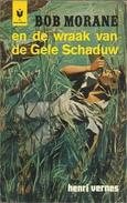BOB MORANE EN DE WRAAK VAN DE GELE SCHADUW / HENRI VERNES / MARABOE POCKETS GELE REEKS  G112 - Boeken, Tijdschriften, Stripverhalen